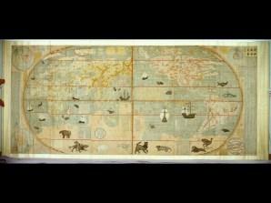 MAP V Đ MIRIAD CUNTRIZ V Đ WRLD, Mateo Riči (1552-1610) n Li Žizâ (1565-1630)