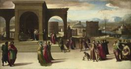 Dmenico Beċfūmi, Đ STWRI V PPIYRỊS, 1520-1