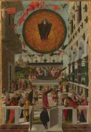 Žeṛlāmo da Vičenza, Đ DWMIŠN N ASUMŠN V Đ VRJIN, 1488