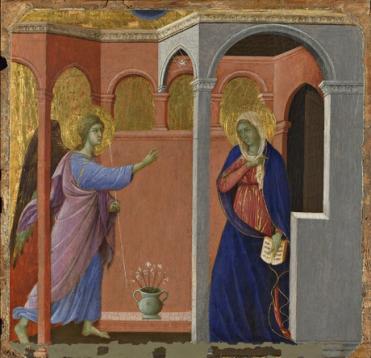 Dūčio, Đ ANUNSIEŠN, c. 1309