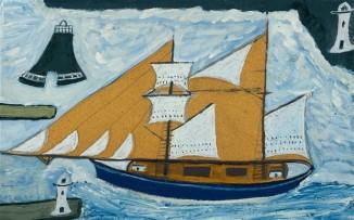 Alfrid Wolis, Ɖ BLU ŠIP, c. 1934