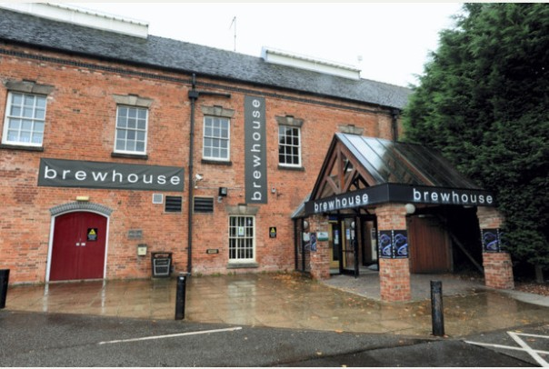 Brewhouse, Burton on Trent