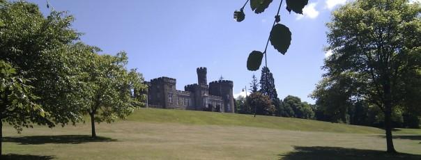 Cyfartha Castle