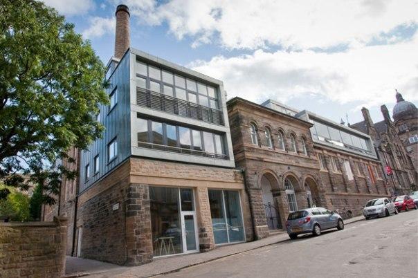 Dovecot Studio, Edinburgh