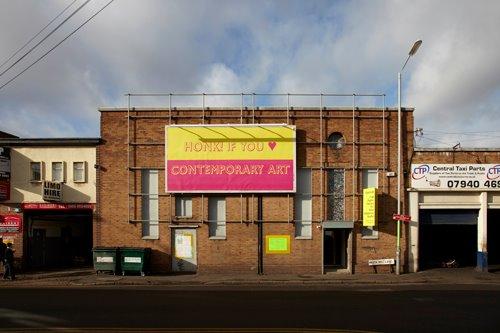 Eastside Projects, Birmingham