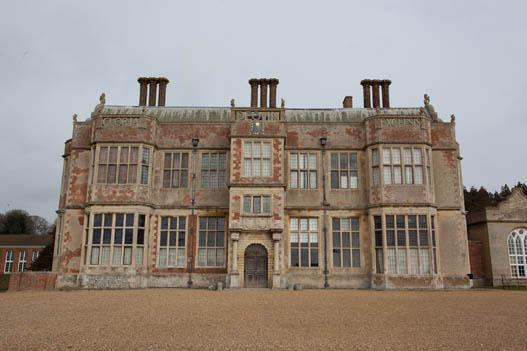 Felbrigg Hall, Norwich
