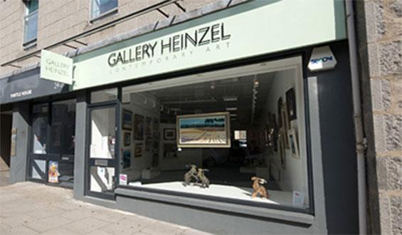 Gallery Heinzel, Aberdeen