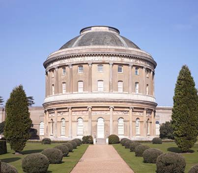 Ickworth, Suffolk