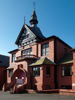 Manx Museum exterior