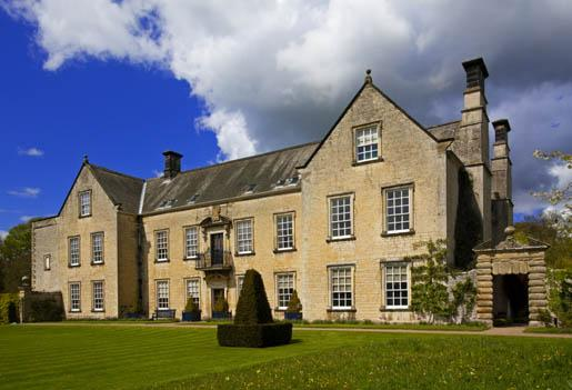 The south front of Nunnington Hall, North Yorkshire