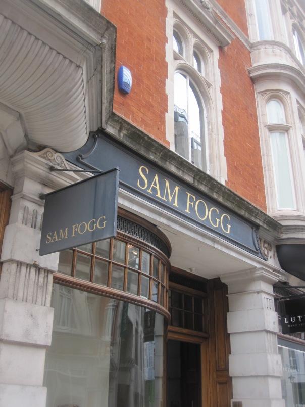 Sam Fogg