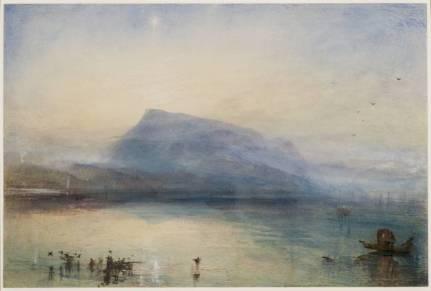 Đ BLU RĪGI, SÚNRÎZ │ 1842 │ Wōtrculr on pêpr │ 297 x 450 mm