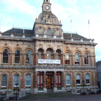 Town Hall Art Galleries, Ipswich