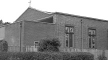 Our Lady of the Assumption Roman Catholic Church, Tile Hill Lane │ 2013