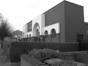 Christ the King Roman Catholic Church, Westhill Road, Coundon │ 2014