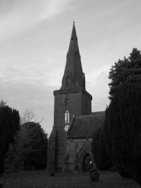 All Saints Anglican Church, Allesley. Grade I listed │ 2014