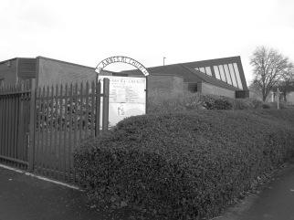 St Anne's Roman Catholic Church, Dunsmore Avenue, Willenhall │ 2014