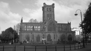 St John the Baptist Anglican Church, Fleet Street. Grade I listed │ 2013