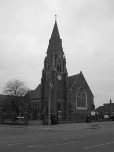 St Thomas the Apostle Anglican Church, Hurst Road, Longford. Grade II listed │ 2013