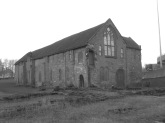 Whitefriars, comprising remaining buildings of former Carmelite monastery. Grade 1 listed │ 2014
