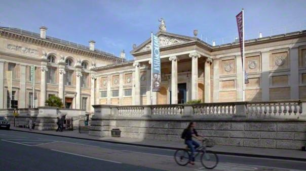 Ashmolean Oxford