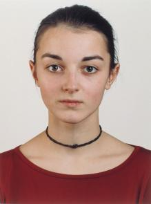 Thomas Ruff, Porträt 2001 (A. Roters), 2001 Collection Irish Museum of Modern Art