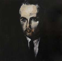 SAM JACKSON Young Gorbachev, 2009, 60 x 60 cm, Private Collection