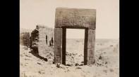 John Beasly Greene: 'El Assasif, Porte de Granit Rose, No. 2, Thébes' (1854) ©Wilson Centre for Photography