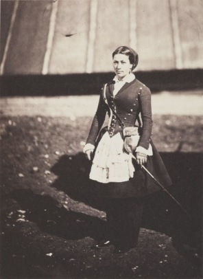 Roger Fenton, Cantiniére, 1855 © Wilson Centre for Photography