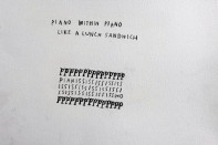 Piano within Piano, 2014