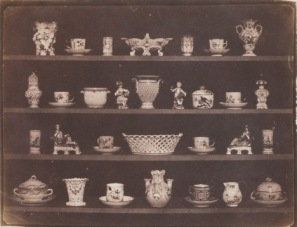 William Henry Fox Talbot, Study of China, 1844 © Wilson Centre for Photography