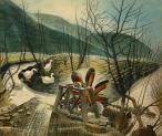 The Waterwheel, 1938