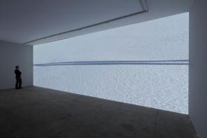 A K Dolven, vertical on my own, 2011. Installation Bo Bjergaard, Copenhagen