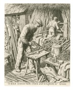 The Rake Makers, 1948 (Stanley Anderson Estate)