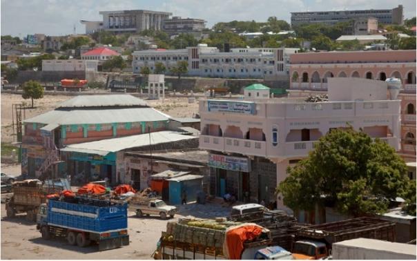 Mogadishu 2013 © Andrew Cross