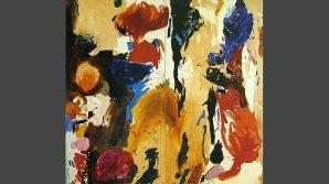 Cumuli, 1959, oil on canvas