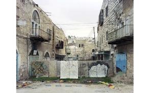 Off Al-Shuhada Street 1, Al-Khalil/Hebron, 2009