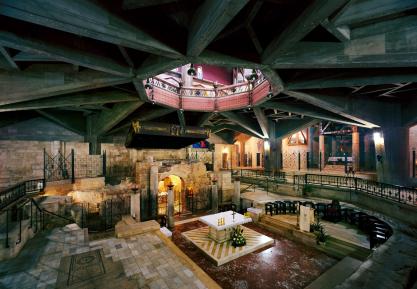 Basilica of the Annunciation, Nazareth, 2014
