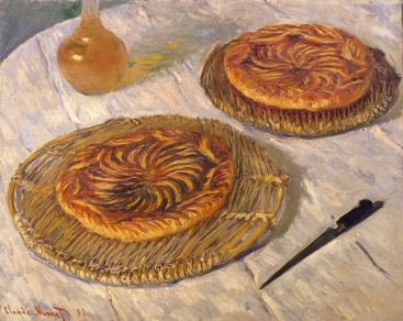The Galettes, 1882 by Claude Monet. Photograph: © Archives Durand-Ruel & Cie