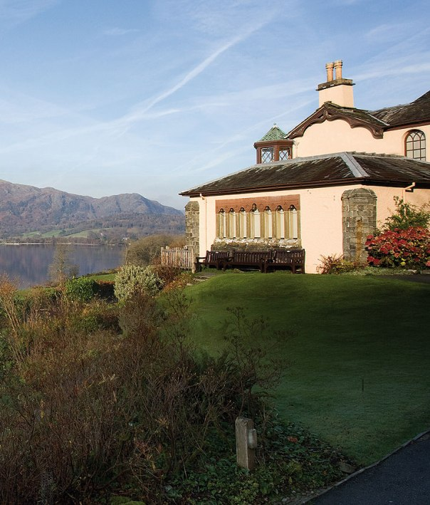 Brantwood, Coniston