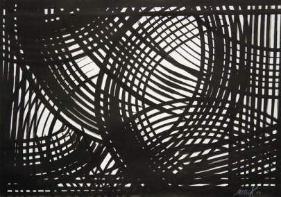 HEINZ MACK, Untitled, 2010