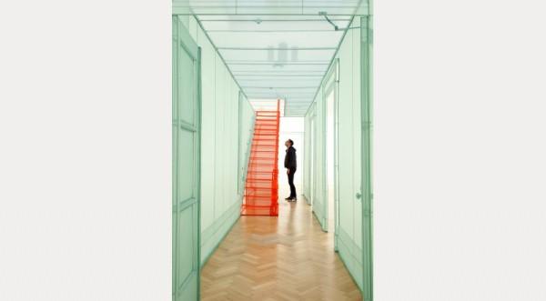 Corridor/First Floor plus Ground Floor/Staircase