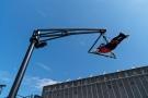 Two Flying Machines. Photo: Ela Bialkowska
