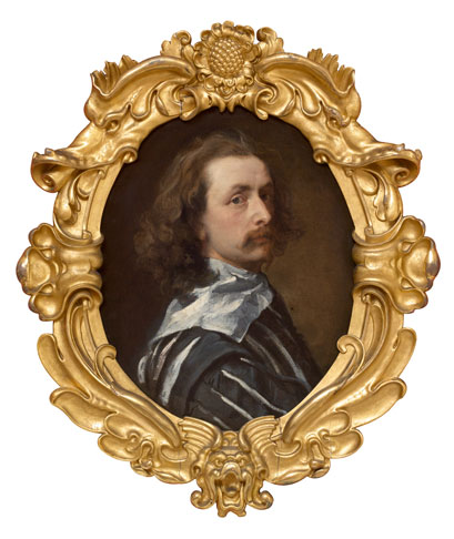 Anthony van Dyck, c.1640, National Portrait Gallery, London.