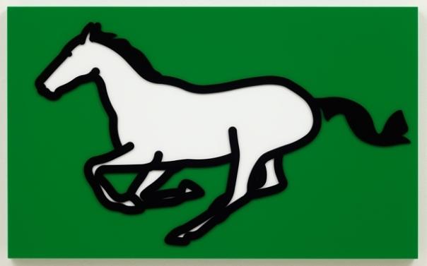 Galloping Horse 1, 2013