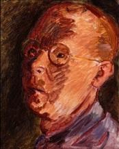 Matthew Arnold Bracy Smith: Self Portrait, 1932