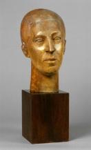 Frank Owen Dobson: Sir (Francis) Osbert Sacheverell Sitwell, c. 1922