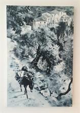 Nick Farhi, One in a million, 2015, oil on canvas, 91.5 x 61 cm (36 x 24 in.)
