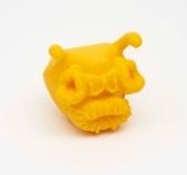 Pug virus, 3D-printed sculpture, 2015