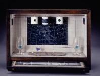 Untitled (Celestial Navigation), 1956-58. Box construction. 30.8 x 43.2 x 9.2 cm. Photo: Quicksilver Photographers